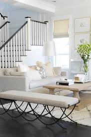 Home Interior Colors For 2014 by Neutrals A Pop Of Pink Win In This Blogger Home