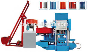 Concrete Roof Tile Manufacturers Concrete Roof Tile Manufacturing Machines Hydraulic Roof Tile