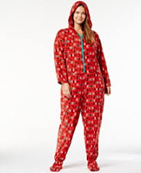 plus size pajamas robes for macy s