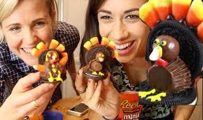 thanksgiving turkey cookie tutorial i think w hart