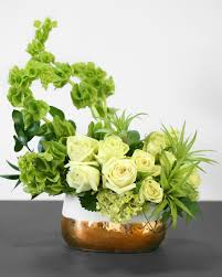 Bells Of Ireland Flower Our Fresh Sprung Arrangement Of Green Roses Bells Of Ireland