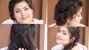 Cute Fast Easy Hairstyles For Long Hair by 2 Min Everyday Easy Hairstyles For College Work Cute