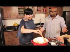 chef g garvin turkey chili with shirley strawberry food