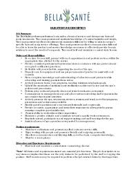 Security Guard Job Duties For Resume Hair Stylist Job Description Resume Free Resume Example And