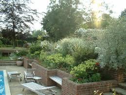 Attractive Garden Wall Ideas Design  Best Ideas About Wall - Wall garden design