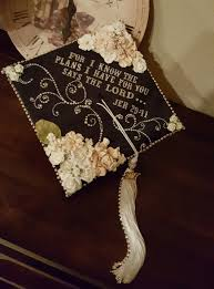 talia u0027s graduation cap floral university of texas class of 2017