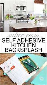best 25 self adhesive backsplash ideas on pinterest self