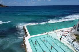 swimming pool images how to swim in icebergs pool in bondi beach popsugar smart living