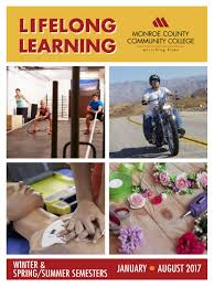 lifelong learning january august 2017 by monroe ccc issuu