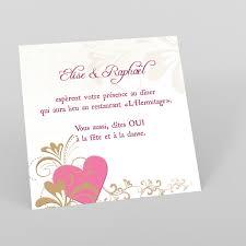 modele carte mariage texte pour carte d invitation de mariage votre heureux