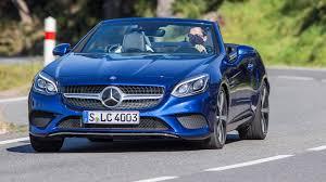 mercedes caterham mercedes slc 300 2016 review by car magazine