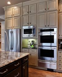 Double Wall Oven Cabinet Oven Cupboard Designs And Photos Madlonsbigbear Com