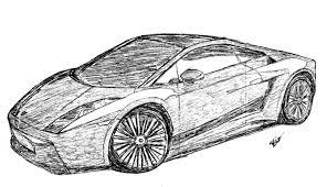 sketch of lamborghini gallardo cars lamborghini gallardo by swl7 on deviantart