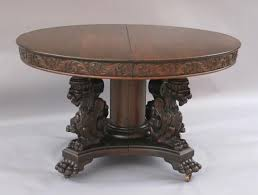 ultimate antique round dining table in inspiration to remodel home