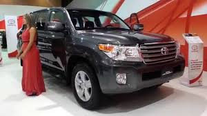 land cruiser 2015 toyota land cruiser 200 2015 video exterior caracteristicas precio