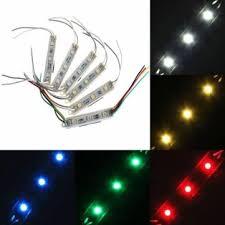 12v Led Light String by 1 Piece 5050 Smd 3 Led Module Rigid Strip String Light Multi