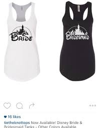 themed shirts disney themed shirts for the bridal party weddings