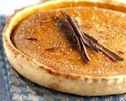 cuisine az dessert recette tarte sucrée au potiron