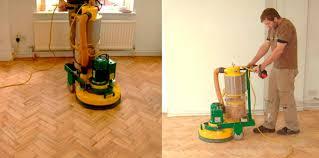 trio sander machine rental hire floor sanders for hire