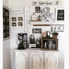 kitchen coffee bar ideas 20 diy coffee bar ideas for your amazing home kitchen coffee