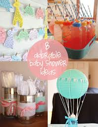 best baby shower themes great groundwork for throwing the best baby shower creative gift