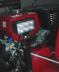 honda snowblower led light kit rect hs80 hs1132 hs1332 hs828 hs928