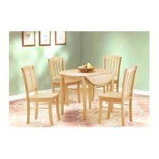 round drop leaf table and 4 chairs heartlands butterfly drop leaf wooden dining table with free