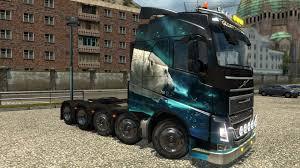 volvo trucks europe volvo fh16 2012 10x4 u0026 8x4 1 21 truck euro truck simulator 2 mods