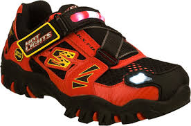 skechers red light up shoes boys skechers lights damager fire truck free shipping exchanges