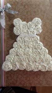 bridal cupcakes wedding dress bridal shower cupcakes cakecentral