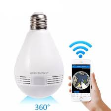 light bulb security system wifi light bulb camera awebabe