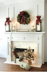 stone fireplace decorating ideas photos mantel christmas decor
