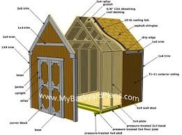 Plans To Build A Wooden Storage Shed by Best 25 Storage Shed Plans Ideas Only On Pinterest Storage