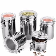 kitchen canisters stainless steel popular airtight kitchen canisters buy cheap airtight kitchen