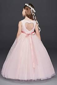 flower dresses in various colors u0026 styles david u0027s bridal