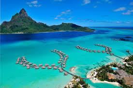 bora bora overwater bungalow honeymoon u0026 vacation