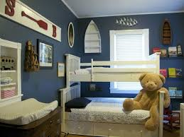 Boys And Girls Shared Bedroom Ideas Decoration Stunning Mini Bed Painted In White Decorated With