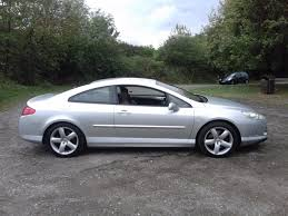 used peugeot 407 coupe 3 0 v6 gt 2dr in croydon london elite