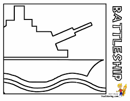 mega navy coloring sheets navy free battleship submarine