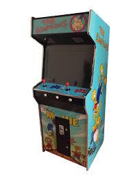 arcade rewind 2019 in 1 upright arcade machine simpsons
