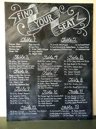 wedding program chalkboard seating chart chalkboard wedding program etsy emakesolutions