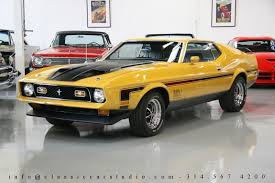1972 mustang mach 1 value if you could a leno garage octopus overlords