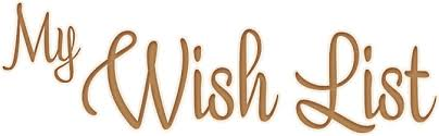 my wish list today i m me wishlist world of temptations