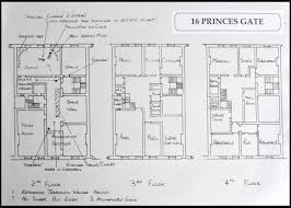 Embassy Floor Plan by Sas Hero Who Was One Of The First To Storm The Iranian Embassy In