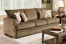 Best Deep Seat Sofa by Furniture Grey Upholstered Deep Sectional Sofa With Wicket Rattan