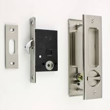 bathroom hook lock set with turn and release u0026 rectangular flush