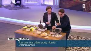 machine cuisine a tout faire conso test 3 machines à faire des crêpes