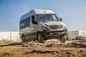 mercedes work truck 2015 mercedes sprinter is king of the vans ny daily