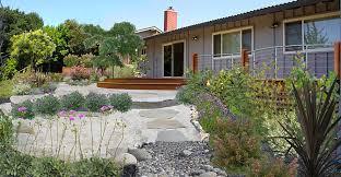 Rustic Backyard Moraga Modern Rustic Backyard Deck U0026 Patio U2013 Leigh Designs