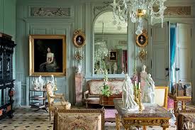 Is Interior Architecture The Same As Interior Design French Filmmaker Jean Louis Remilleux U0027s Antique Filled Chateau